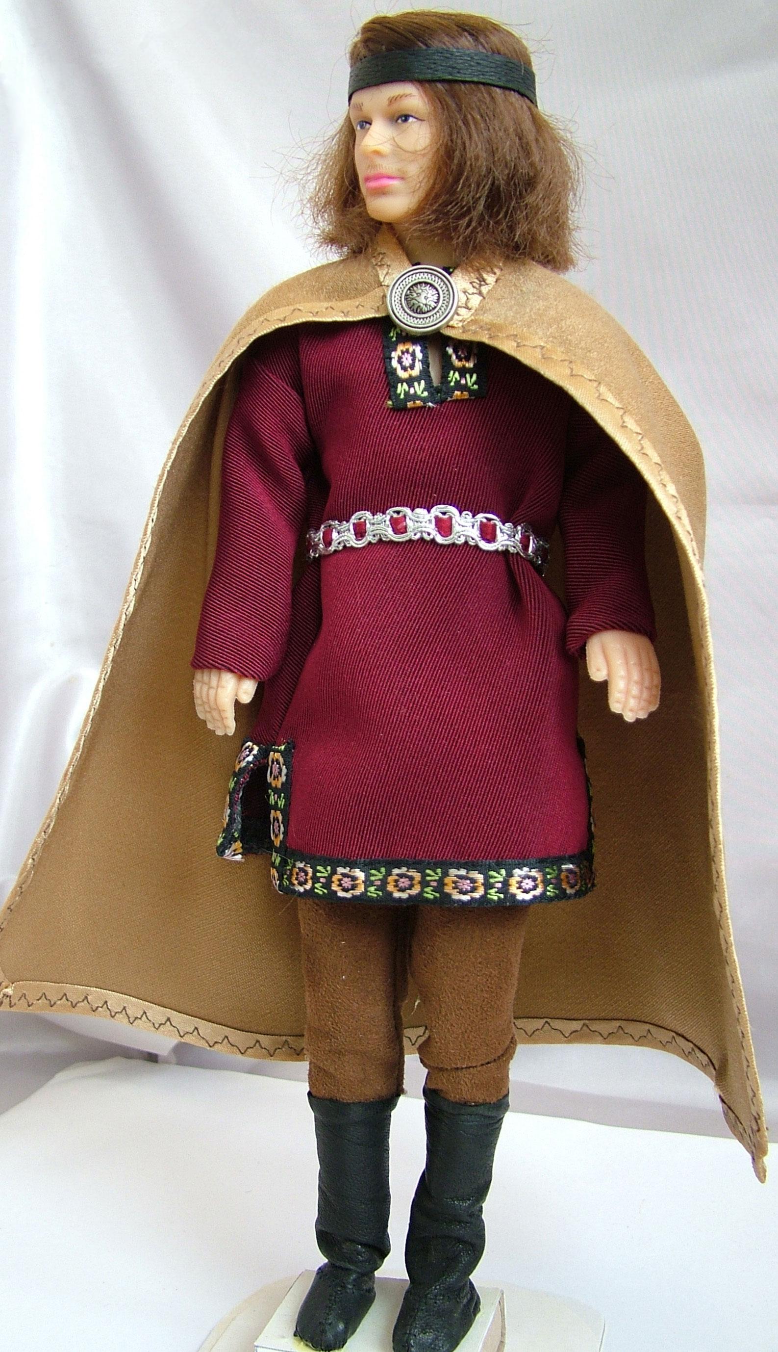 мужской костюм средневековья картинки
